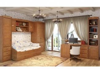 Детская мебель для спальни Атлантида Груша