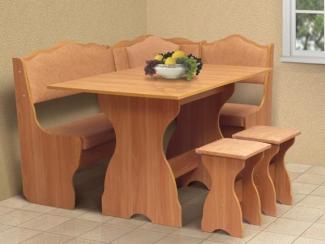 Кухонный уголок Смак 2 - Мебельная фабрика «Аджио»