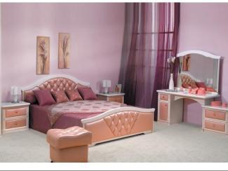 Кровать Марго - Мебельная фабрика «Вист»