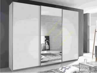 Прямой шкаф-купе Палермо  - Мебельная фабрика «Комфорт»