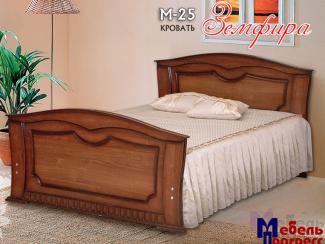 Кровать «Земфира» М-25 - Мебельная фабрика «Мебель Прогресс»