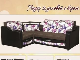 Большой диван Лидер 2 угол  - Мебельная фабрика «Van»