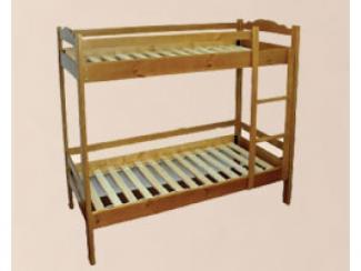 Кровать Двухъярусная - Мебельная фабрика «Мартис Ком»