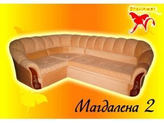 Светлый диван Магдалена 22 - Мебельная фабрика «Натали»