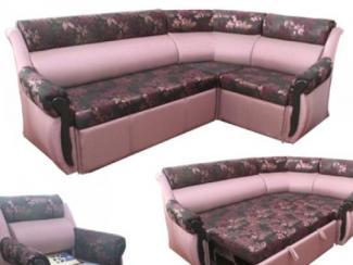 Диван угловой Дана - Мебельная фабрика «Мебель эконом»
