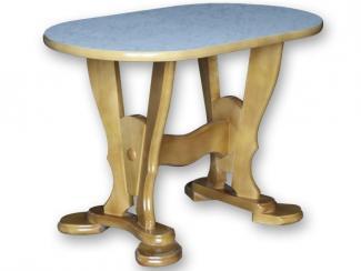 Стол обеденный фигурный  - Мебельная фабрика «Уют», г. Ульяновск