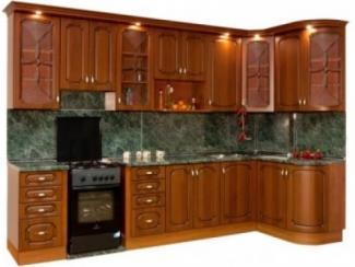 Кухонный гарнитур угловой 100 - Мебельная фабрика «Балтика мебель»