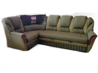 Угловой диван в гостиную Грация - Мебельная фабрика «Вега»