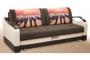 Прямой диван Фаворит 8 - Мебельная фабрика «Фаворит»