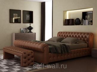 Кровать Честер - Мебельная фабрика «SoftWall», г. Омск