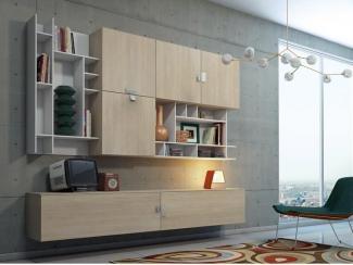 Гостиная стенка 040 - Мебельная фабрика «Mr.Doors»