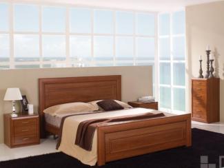 спальный гарнитур Alba А3100 - Мебельная фабрика «Дана»