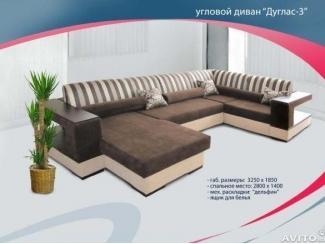 П-образный диван Дуглас-3