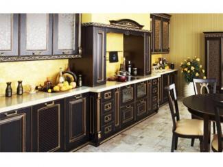 Кухня Лола Венге - Мебельная фабрика «Альпина»