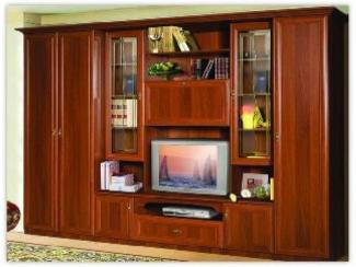 Гостиная стенка В-3 - Изготовление мебели на заказ «Орион»