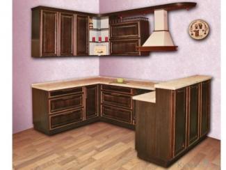 Кухонный гарнитур угловой Палермо - Мебельная фабрика «Кухни-АСТ»