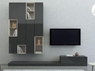 Гостиная стенка Sibox B010 - Мебельная фабрика «Астрон»