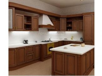 Добротная и удобная кухня Элегия 1