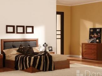 спальный гарнитур Alba А3116 - Мебельная фабрика «Дана»