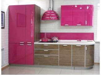 Яркая кухня Квадро Плюс  - Мебельная фабрика «Виктория»