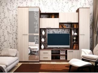Ассиметричная гостиная Флора  - Мебельная фабрика «Горизонт»