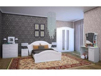 Спальный гарнитур Верона - Мебельная фабрика «Идея комфорта»