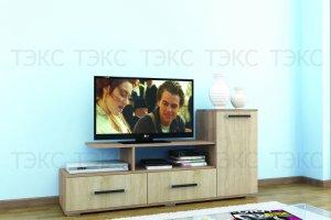 ТВ тумба Парус 1 - Мебельная фабрика «ТЭКС»