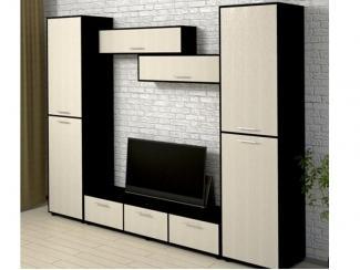 Стенка для гостиной  Лазурит-1 - Мебельная фабрика «Фокус»