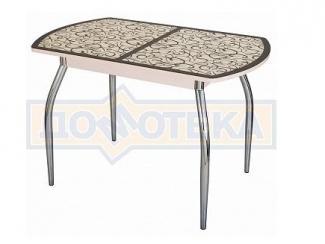 Стол со стеклом Чинзано ПО-1 СТ-2 - Мебельная фабрика «Домотека»