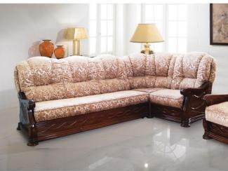 диван угловой Алина 04 дельфин - Мебельная фабрика «Алина-мебель»