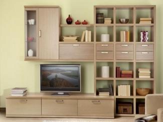 Гостиная стенка Катрин 20 - Мебельная фабрика «Астрон»