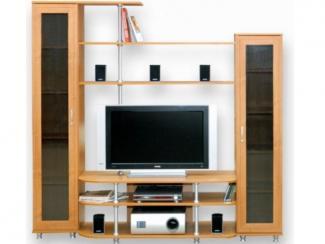 Гостиная стенка Блюз-1 - Мебельная фабрика «Северная Двина»