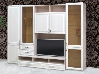 гостиная стенка Венеция 3 - Мебельная фабрика «Комодофф»