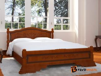 Кровать Карина 4 - Мебельная фабрика «Bravo Мебель»
