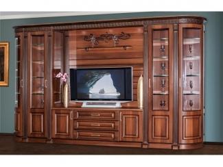 Классическая стенка Верона  - Мебельная фабрика «Астмебель»