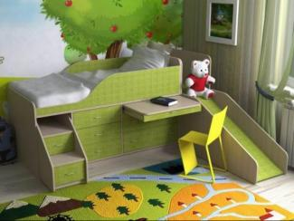 Детская Кузя 4 - Мебельная фабрика «Мезонин мебель»