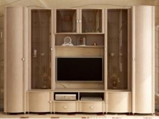 ЛДСП модульная гостиная Сицилия  - Мебельная фабрика «Фран»
