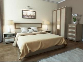 Спальня КВАДРО 2 модульная - Мебельная фабрика «Баронс»