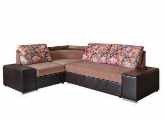 Угловой диван с полкой Комфорт 2