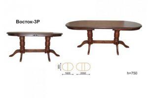 Стол кухонный Восток 3Р   - Мебельная фабрика «Вектра-мебель»