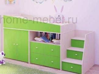 Кровать детская Солнышко - Мебельная фабрика «Happy home»