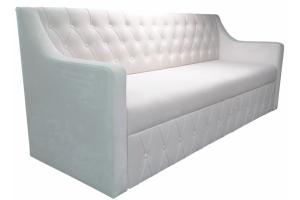 Диван Аделина-1 белый - Мебельная фабрика «Ларес»