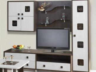 Гостиная стенка ИНФЕРНО - Мебельная фабрика «Радо»