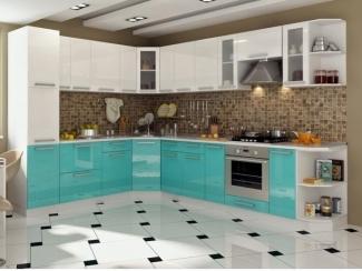 Глянцевая кухня Пелагея  - Мебельная фабрика «Гермес»