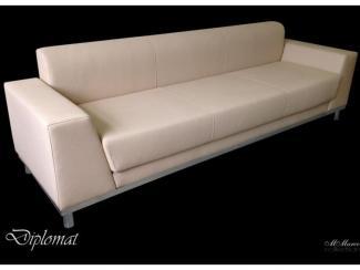 Диван прямой Дипломат  - Мебельная фабрика «Финнко-мебель»