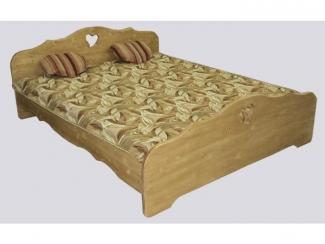 Двуспальная кровать Кантри
