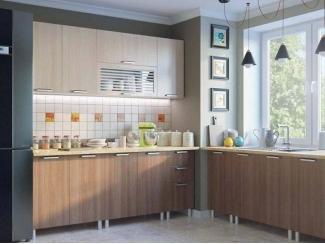Кухонный гарнитур ЛДСП карамель - Мебельная фабрика «ЮММА»