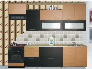 кухня прямая Модерн 8 - Мебельная фабрика «Долес»