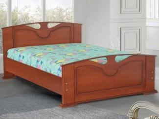 Кровать МДФ МК 7 - Мебельная фабрика «Уютный Дом»