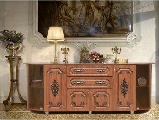 Большой комод 10 в гостиную  - Мебельная фабрика «Аристократ»